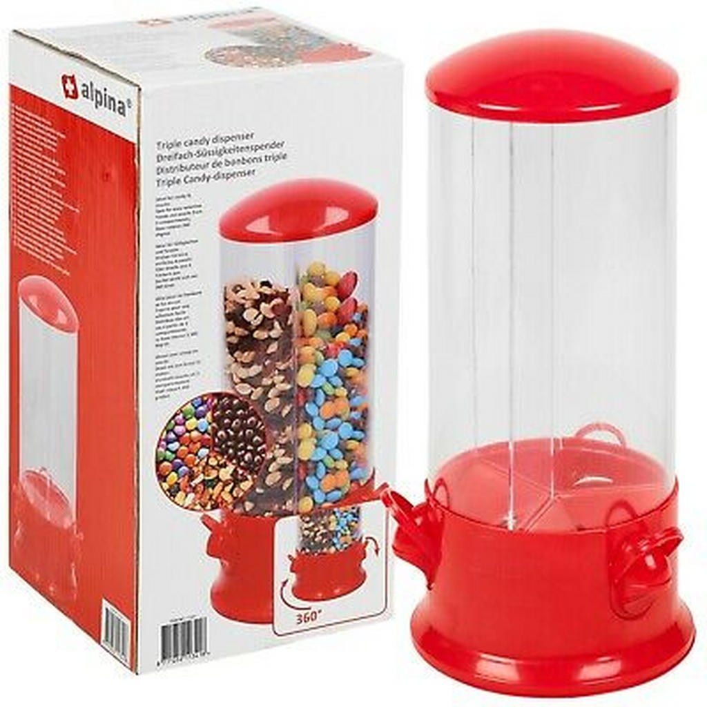 Alpina 5849 Süßigkeiten-/ cerealienspender