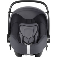 BABYSCHALE  Baby Safe 2 i-Size  - Anthrazit/Schwarz, Basics, Kunststoff (44/58/67cm) - Römer