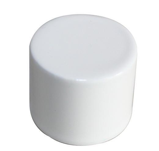 ENDSTÜCK - Weiß, Basics, Metall (1.8/2.5cm) - Homeware