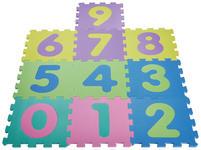 PUZZLE - Multicolor, Basics, Kunststoff (30/1/30cm) - MY BABY LOU