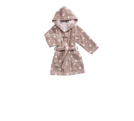 KINDERBADEMANTEL  Beige - Beige, Design, Textil (98/104null) - Vossen