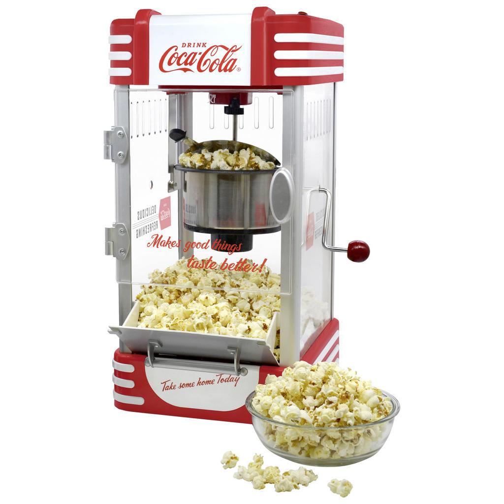 XXXLutz Retro popcorn-maker snp-27cc