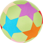 SPIELBALL Multicolor - Multicolor, Basics, Kunststoff/Textil (30,5cm) - My Baby Lou