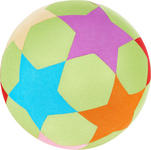 SPIELBALL - Multicolor, Basics, Kunststoff/Textil (30,5cm) - My Baby Lou