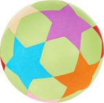 STOFFBALL - Multicolor, Basics, Kunststoff/Textil (30,5cm) - My Baby Lou
