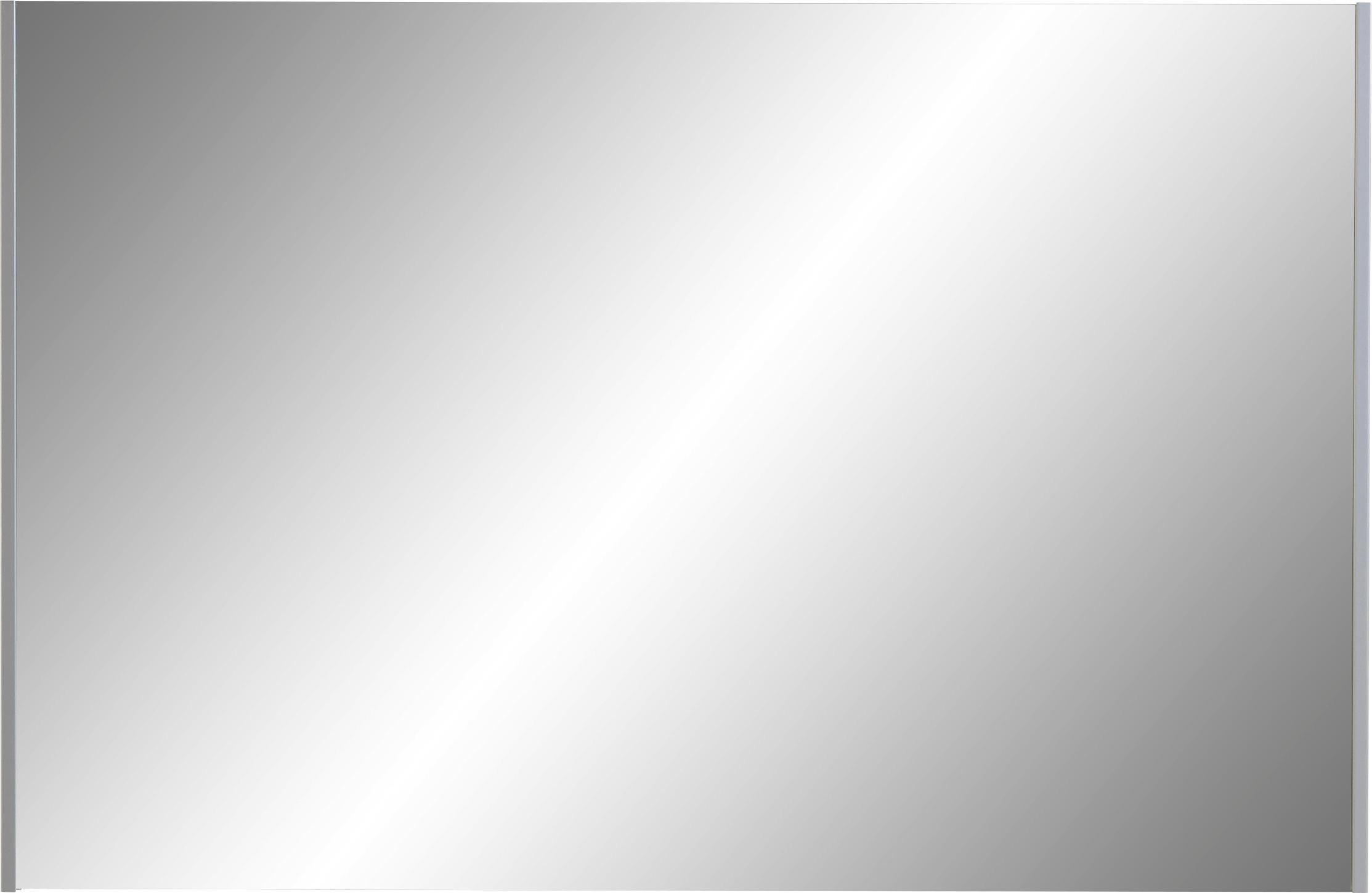 SPIEGEL - Alufarben, Design, Glas/Holzwerkstoff (87/56/4cm) - DIETER KNOLL