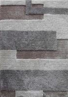 TEPIH VISOKOG FLORA - bež, Design, tekstil (80/150cm) - Novel