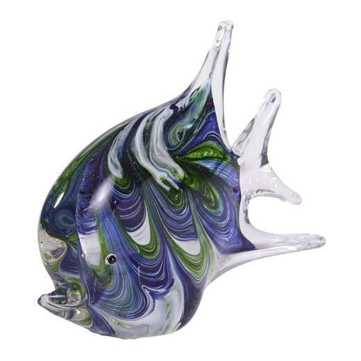 DEKOFISCH - Multicolor, Basics, Glas (18/6/15cm)