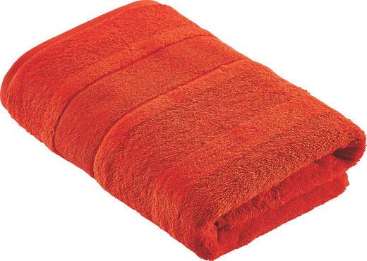 HANDTUCH 50/100 cm - Rot, Textil (50/100cm) - CAWOE