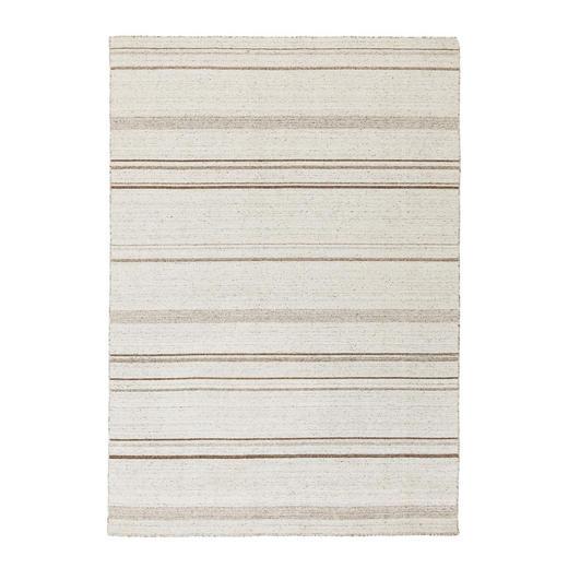 HANDWEBTEPPICH  130/190 cm  Beige - Beige, Textil (130/190cm) - Novel