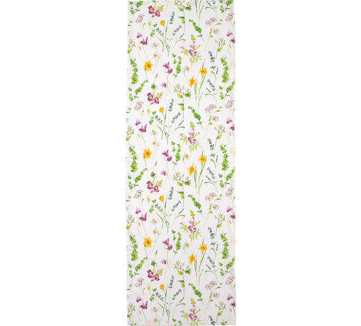 TISCHDECKE 50/150 cm - Gelb/Creme, Trend, Textil (50/150cm) - Esposa