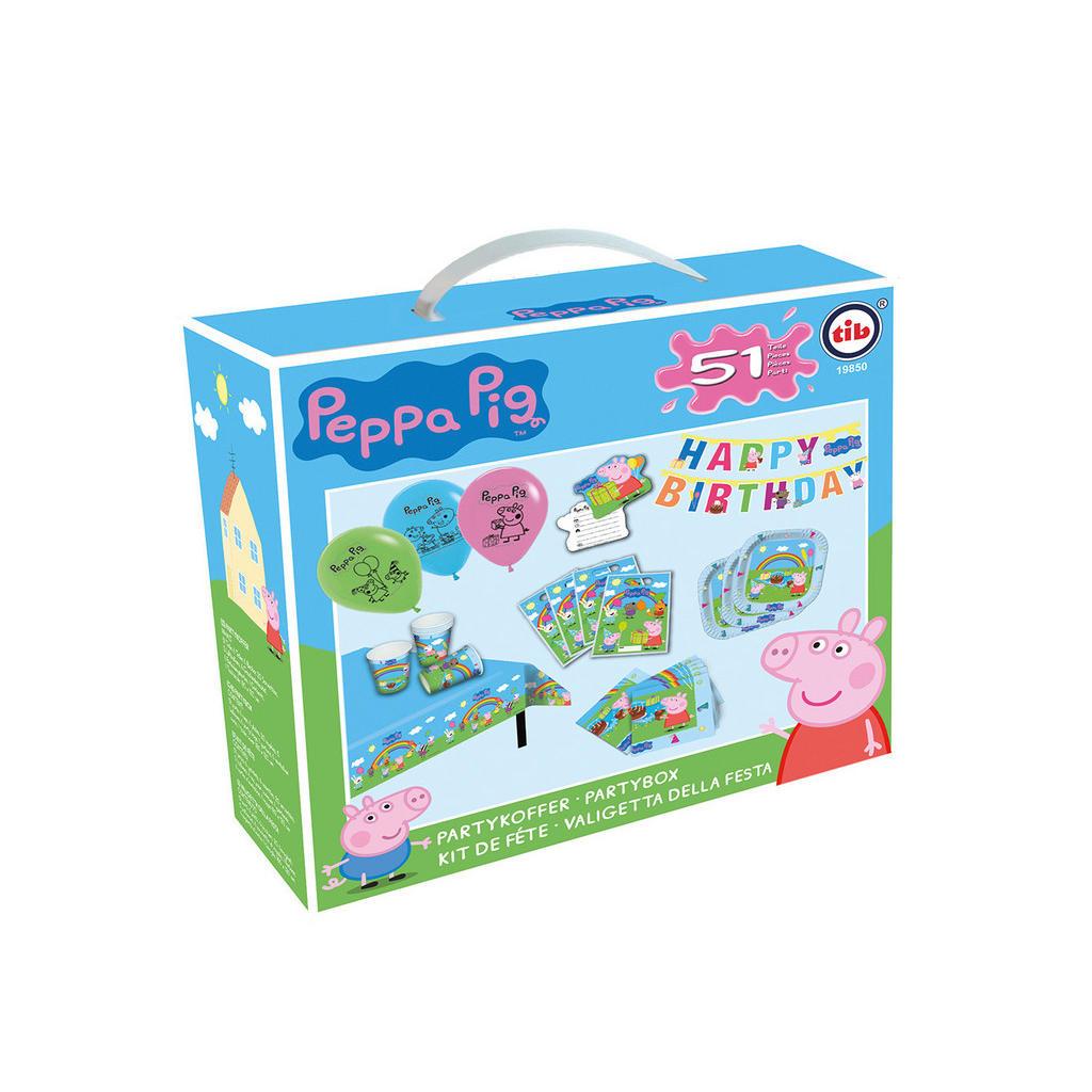 XXXLutz Partykoffer pepa pig