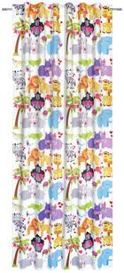 GARDIN FÖR BARN - multicolor, Klassisk, textil (140/245cm) - Esposa