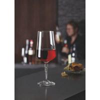 KOZAREC ZA RDEČE VINO - prosojna, Basics, steklo (7,80/20,50/7,80cm) - Leonardo
