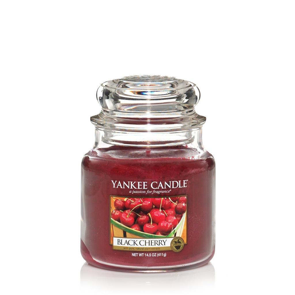 Yankee Candle Duftkerze Yankee Candle Black Cherry
