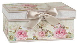 DEKOBOX 17/12/8 cm  - Multicolor, Basics, Karton/Papier (17/12/8cm) - Boxxx