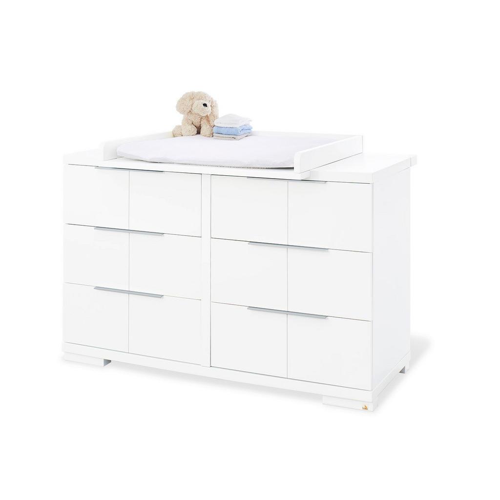 XXXLutz Wickelkommode pinolino polar weiß