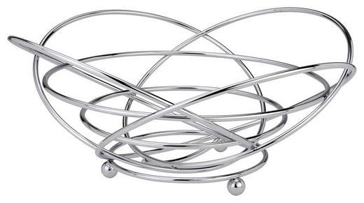 OBSTKORB - KONVENTIONELL, Metall (32/14cm)