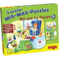 Mix-Max-Puzzle - Multicolor, Basics (19,5/24,5cm) - Haba
