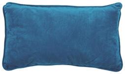 ZIERKISSEN 30/50 cm - Petrol, Basics, Textil (30/50cm) - Novel