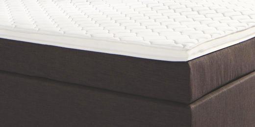 TOPPER - Weiß, Design, Textil (140/200cm) - Carryhome