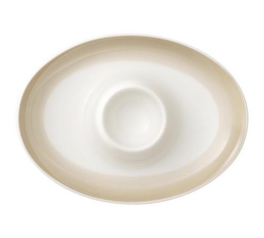 EIERBECHER Keramik - Beige/Creme, KONVENTIONELL, Keramik - Villeroy & Boch
