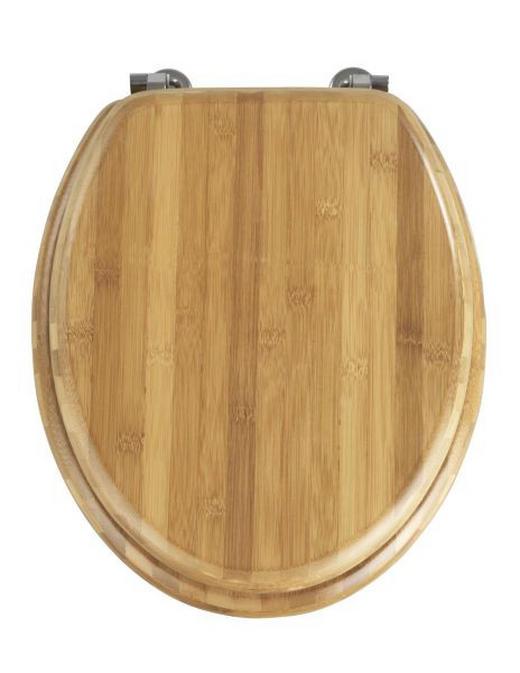 WC-SITZ Braun - Braun, Basics, Holz (34/41cm)