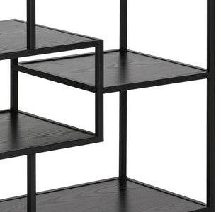 Schwarz Regale Wohnzimmer Kollektion Carryhome