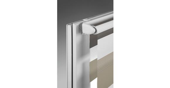 DUOROLLO - Hellbraun/Dunkelbraun, Design, Textil (60/160cm) - Homeware
