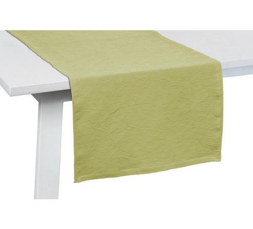 TISCHSET - Hellgrün, Basics, Textil (35/50cm)