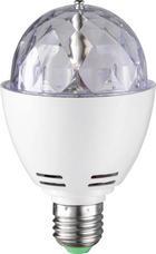 LED-Leuchtmittel E27 - Blau/Rot, Basics (8/13,5cm)