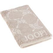 GÄSTETUCH Sandfarben 30/50 cm - Sandfarben, Basics, Textil (30/50cm) - Joop!