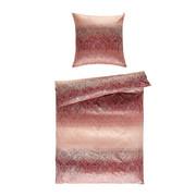 BETTWÄSCHE Jacquard Rosa 135/200 cm  - Rosa, Design, Textil (135/200cm) - Curt Bauer