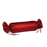 NACKENROLLENBEZUG - Rot, Basics, Textil (40/15cm) - Fleuresse