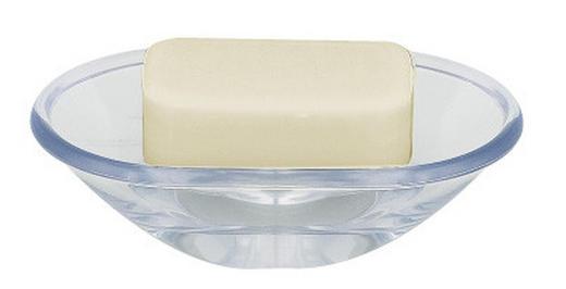 SEIFENSCHALE - Weiß, Basics, Kunststoff (13,5/4cm) - Spirella