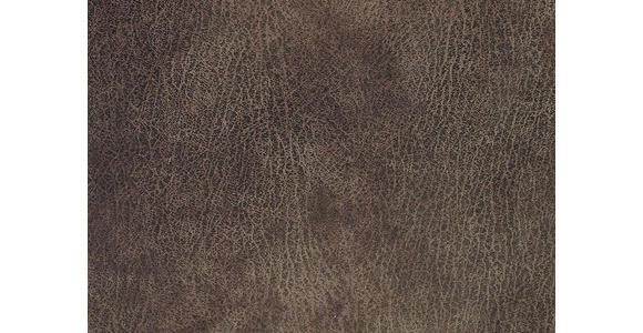 LIEGE in Textil Braun  - Eichefarben/Braun, KONVENTIONELL, Holz/Textil (166/96/104cm) - Venda