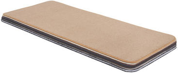 Tuftteppich DM Philipp 70x170 cm - KONVENTIONELL, Textil (70/170cm) - Ombra