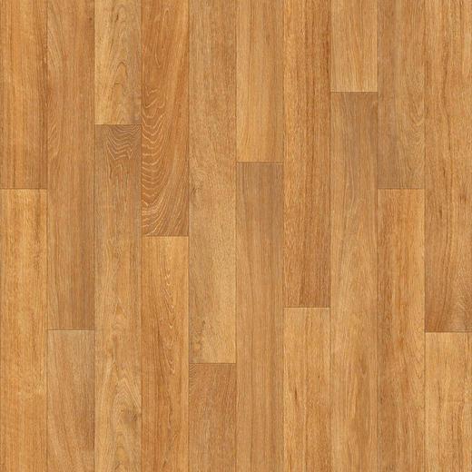 PVC-BELAG per  m² - Eichefarben, KONVENTIONELL, Kunststoff (400cm) - Venda