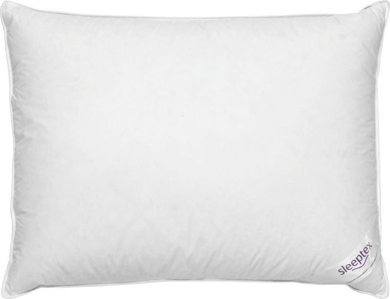 3-KAMMARKUDDE - vit, Basics, textil (50/60cm) - Sleeptex