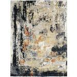 VINTAGE-TEPPICH Signature Emely  - Multicolor, Design, Textil (70/140cm) - Novel