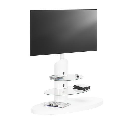 Tv Rack Glas Metall Weiß Online Kaufen Xxxlutz
