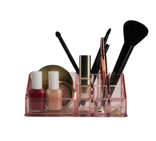 ORDNUNGSSYSTEM Kunststoff  - Rosa, Basics, Kunststoff (17/6,3/19,5cm) - Kleine Wolke