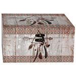 DEKOBOX - Multicolor, Basics (20,3/21/10,3cm) - Ambia Home