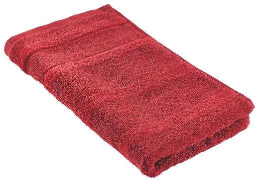 GÄSTETUCH 30/50 cm - Rot, Textil (30/50cm) - CAWOE