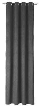 ZÁVĚS - antracitová, Design, textil (140/250cm) - JOOP!