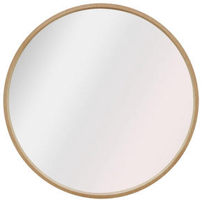 SPEGEL - ekfärgad, Design, trä/glas (82,5cm)