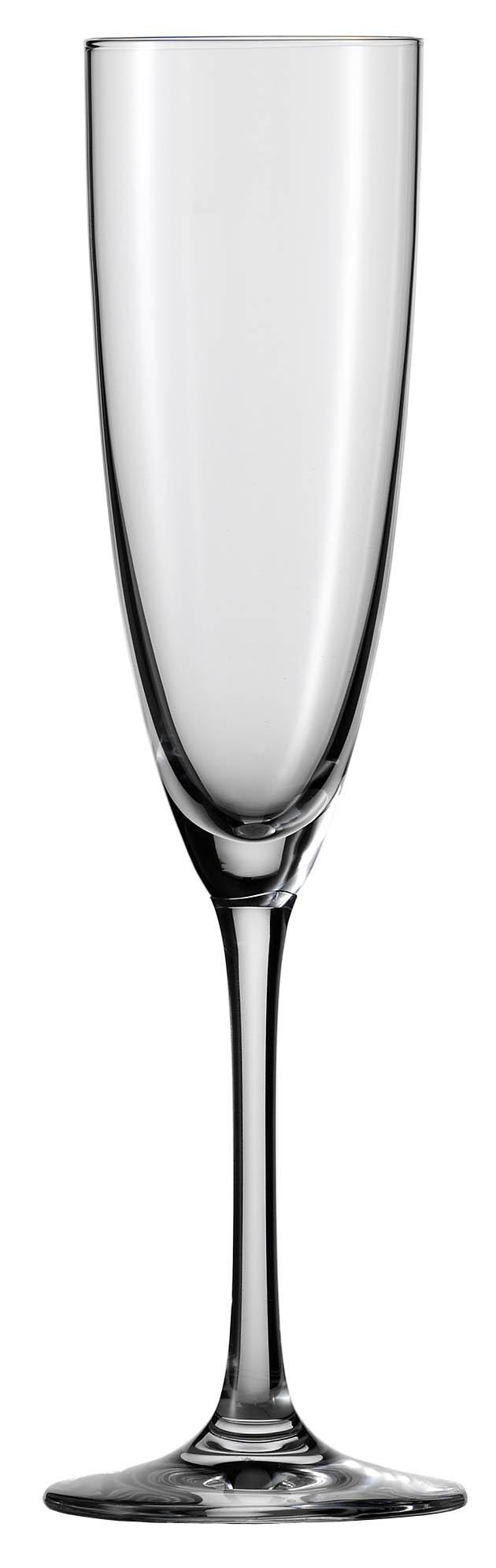 SKLENICE NA SEKT - čiré, Basics, sklo (0,210l) - SCHOTT ZWIESEL