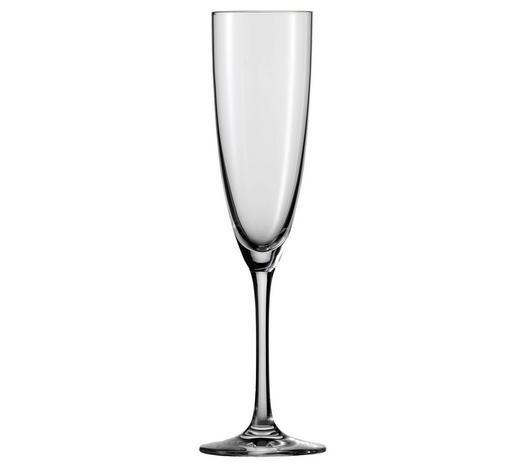 SKLENICE NA SEKT - čiré, Konvenční, sklo (0,210l) - Schott Zwiesel