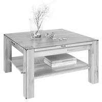 COUCHTISCH in Holz 70/70/45 cm - Buchefarben, Design, Holz/Kunststoff (70/70/45cm) - Linea Natura