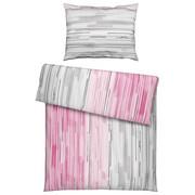 Bettwäsche 160/210 cm - Lila, Lifestyle, Textil (160/210cm) - Novel